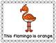 Flamingos: A Colorful Story