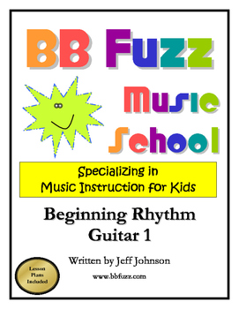 Beginning Rhythm Guitar 1