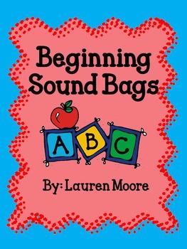 Beginning Sound Bags Activity