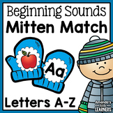 Beginning Sound Mitten Sort
