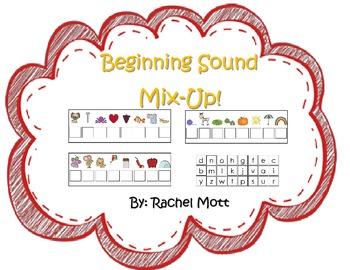 Beginning Sound Mix Up!