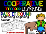 Beginning Sound Practice using Cooperative Structure Pass