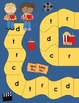 Beginning Sound Recognition: Initial Sound Board Game - DT