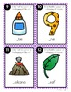 Beginning Sounds Task Cards {Initial B C G L N V}