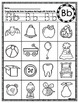 Beginning Sounds 26 practice pages