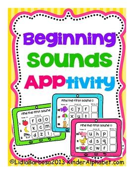 Beginning Sounds Apptivity