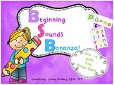 Beginning Sounds Bonanza!