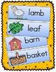 Kindergarten Beginning Sounds Bundle