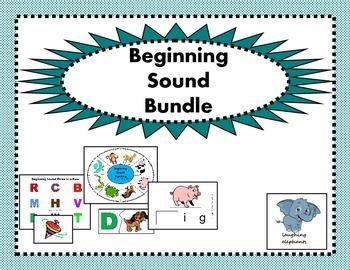 Beginning Sounds Bundle