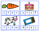 Clip Cards for Beginning Sounds