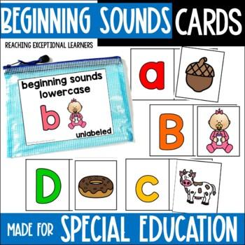 Beginning Sounds Activity Set