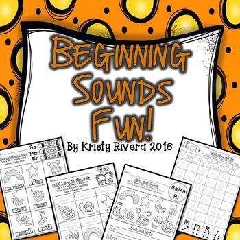Beginning Sounds Fun!