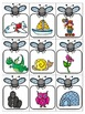 Beginning Sounds Game in French - La tapette à mouches (le