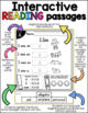 Beginning Sounds Interactive Reading Passages