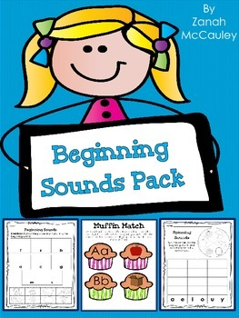 Beginning Sounds Sheets