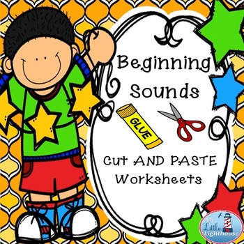 Beginning Sounds(Cut and Paste)