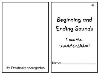 Beginning and Ending Focus Readers