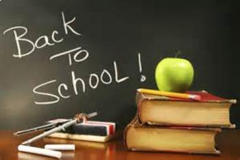 Bundle of 2 - Beginning of School - Classroom Procedures,