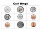 Beginning money games - Coin Bingo
