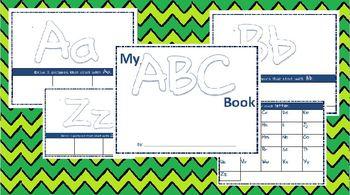 Beginning of Year ABC Book
