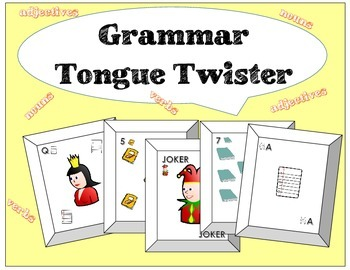 Grammar Game: Tongue Twister
