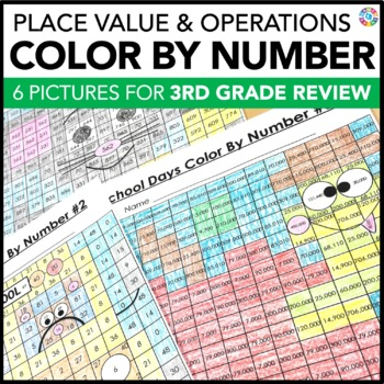 3rd Grade Place Value Review   Starting 4th Grade Back to