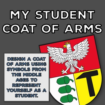 Beginning of the Year: Make a Student Coat of Arms {Get to