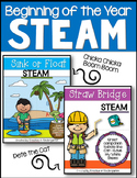 Beginning of the Year STEAM