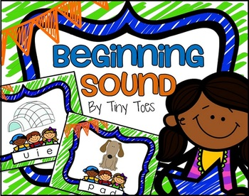 Beginning/Initial Sound Interactive Powerpoint