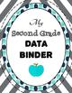 Teacher Data Binder Cover Freebie