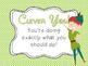 Behavior Chart - Peter Pan theme