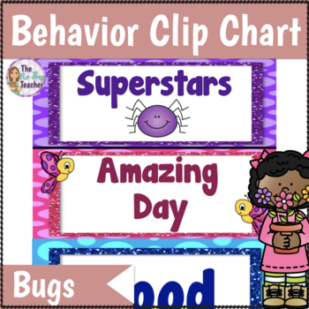 Behavior Clip Chart Bug Theme