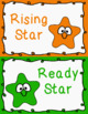 Behavior Clip Chart - Behavior Management - STARS 2