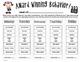 Behavior Clip Chart {Hollywood Theme}
