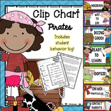 Behavior Clip Chart - Pirates