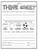 Behavior Clip Chart Sports Theme