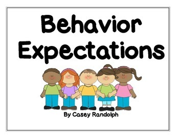 Behavior Expectaions Posters