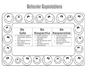 Behavior Expectations or Rules