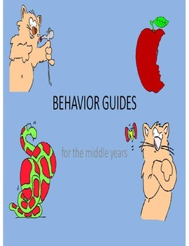 Behavior Guide for the middle years