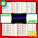 Behavior Incentive reward tickets-12 months variety