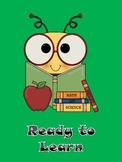 Behavior Management (Bee-Havior) Bee Theme