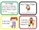 Behavior Management Card Pull System (color and behavior coded)