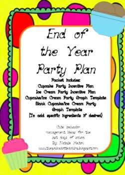 Behavior Management Party Plan