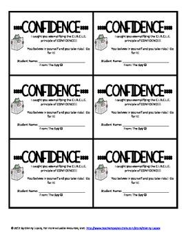 Behavior Management Tickets