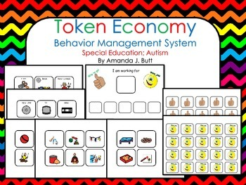 Behavior Management: Token Economy - Special Education; Au