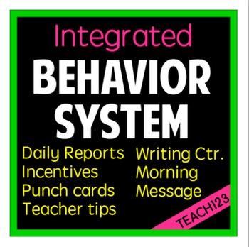 Class Chart, Behavior Management System