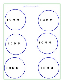 Behavior Modification - I Can Manage Myself