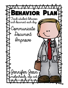 Behavior Plan