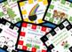 Behavior Punch Cards Sets 1 - 6