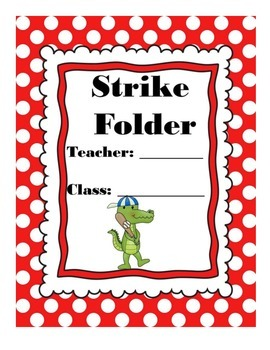 Behavior Strike Sheet